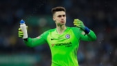 Chelsea goalkeeper Kepa Arrizabalaga fined for refusing substitution in Carabao Cup final