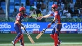 Babar Azam and Liam Livingstone 157-run opening stand breaks PSL record