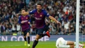 Barcelona lived up to world's best tag in El Clasico, says Luis Suarez