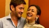 Mahesh Babu shares adorable candid click with Namrata Shirodkar on wedding anniversary