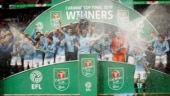 Manchester City retain Carabao Cup on penalties after Chelsea rocked by keeper controversy