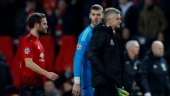Champions League: Manchester United need to step up, says Solskjaer after PSG defeat