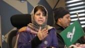 Mehbooba Mufti backs PDP MP's demand to return Afzal Guru's body to family