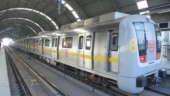 Delhi Metro Blue Line: Route, stations and run time