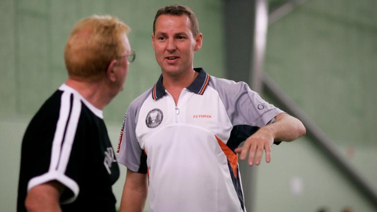 File Photo of Danish badminton great Morten Frost (Getty Images)