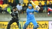 MS Dhoni part of an unfortunate record as New Zealand hammer India in 1st T20I