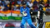 Watch: MS Dhoni advises Kedar Jadhav in Marathi as India trounce New Zealand
