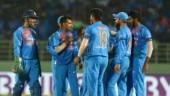 MS Dhoni picks up Mayank Markande wrong-un while batsman could not