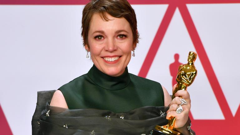 When Oscars 2019 winner Olivia Colman found her roots in