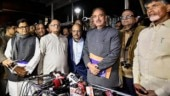 Opposition parties meet EC over EVM issue, demand matching of 50% of EVM results with VVPATs