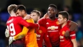 FA Cup: Paul Pogba shines as Manchester United knock out holders Chelsea