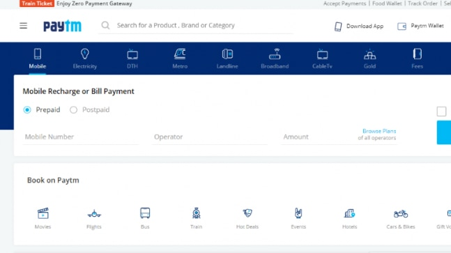 How to complete your KYC and link your Aadhaar with Paytm