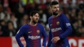 Lionel Messi one of the investors in Gerard Pique's new Davis Cup venture