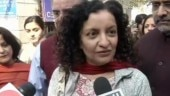MJ Akbar #MeToo case | Truth is my defence, will tell my story to court: Priya Ramani after getting bail