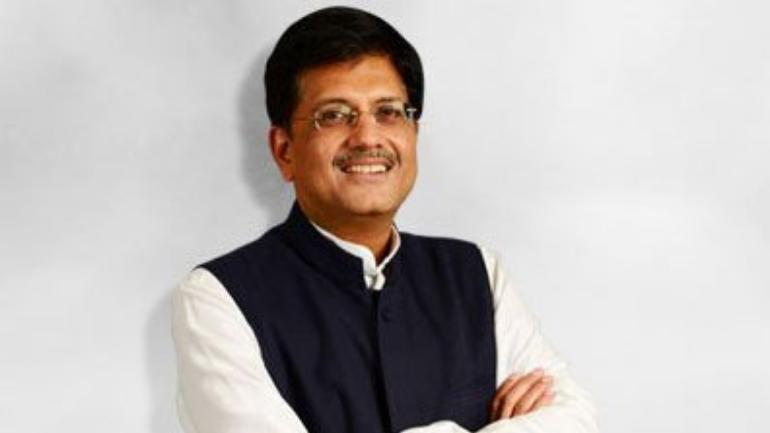 Finance Minister Piyush Goyal presents the Education Budget and other job related benefits.