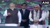 PM Modi lays foundation stone for Patna's first metro rail corridor
