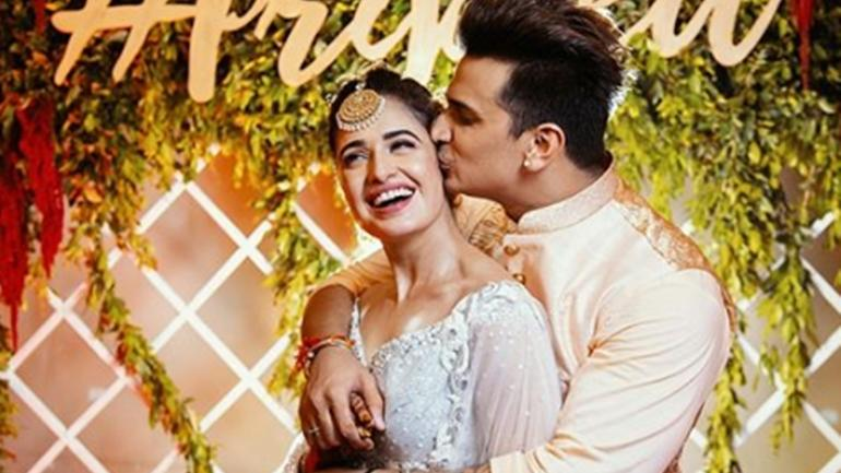 Newlyweds Prince Narula and Yuvika Chaudhary have this to say about planning a baby - Television News