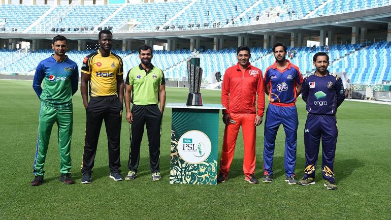 Star Sixes Calendario.Pakistan Super League 2019 Full Schedule Squads And Venues