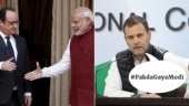 Narendra Modi nailed directly: Congress on report that PMO held parallel Rafale talks with France