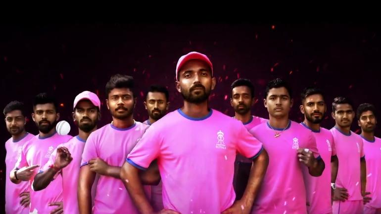 f8943ac41 IPL 2019  Rajasthan Royals to don pink jersey for new season ...