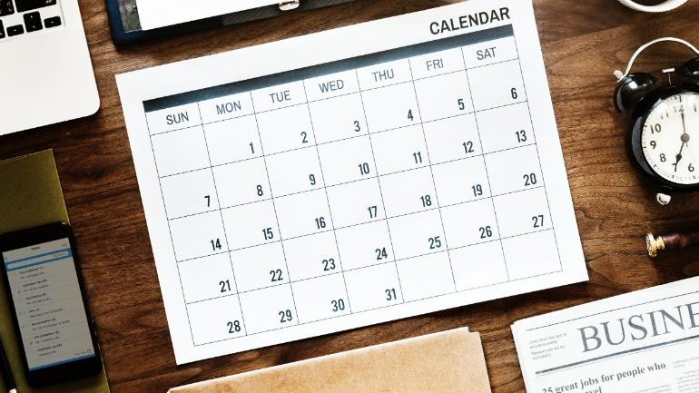 February 2019: List of days, holidays and events