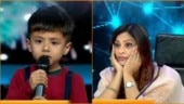 Sa Re Ga Ma Pa Li'l Champs: This 5-year-old's audition story will melt your heart