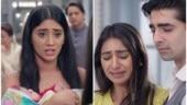 Yeh Rishta Kya Kehlata Hai written update: Naira returns Keerti's baby, Kartik gets hit by a truck