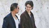 Priyanka Gandhi zindabad slogan echoes as Robert Vadra reaches ED office in Jaipur