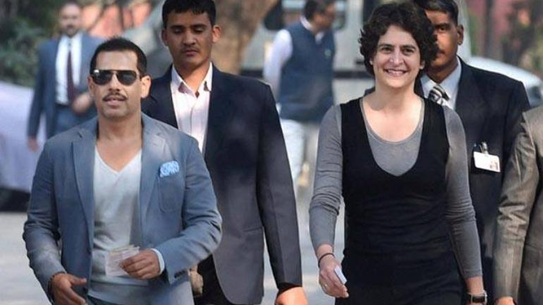 Priyanka Gandhi was slated to spend the night and three more days in Lucknow but flew to Jaipur.