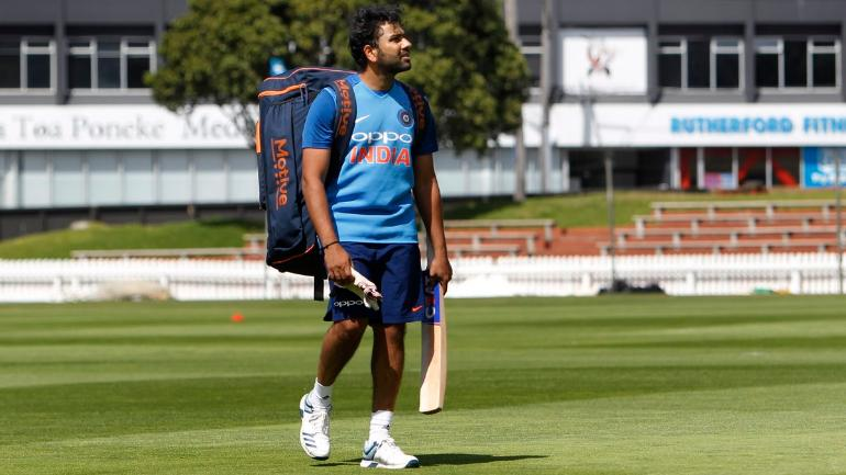 Team India practices hard ahead of Wellington ODI against New Zealand