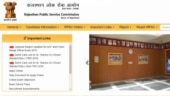RPSC announces dates for competitive exams @rpsc.rajasthan.gov.in: Check date sheet here