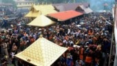 Devotees throng at Sabarimala temple as holy shrine reopens for monthly worship