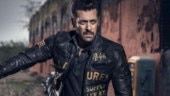 Bharat: Salman Khan cycles to work in 20 seconds, from vanity van to set. Watch video