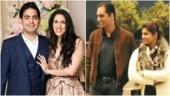 Akash Ambani wedding: Armaan-Aadar Jain and Sanjay-Pinky Reddy head to Switzerland. Watch video