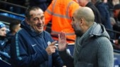 Pep Guardiola lucky to be given time at Man City, says Chelsea's Maurizio Sarri