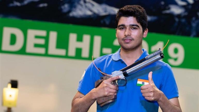 Saurabh Chaudhary feeling superb after setting new record in shooting World  Cup - Sports News