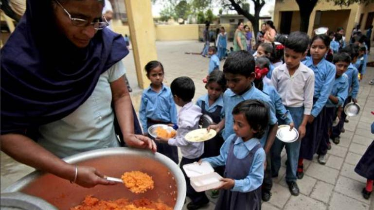 Kids who eat midday meal have better reading, math test scores: Researchers