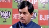 West Bengal denies permission to Shahnawaz Hussain's rally