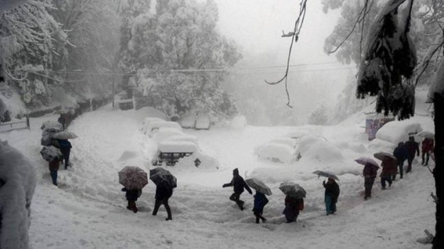 Himachal may see widespread snowfall