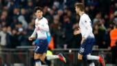 Son Heung-Min strike sends Tottenham Hotspur second in Premier League