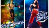 Street Dancer first look poster: Varun Dhawan and Shraddha Kapoor get ready for biggest dance battle