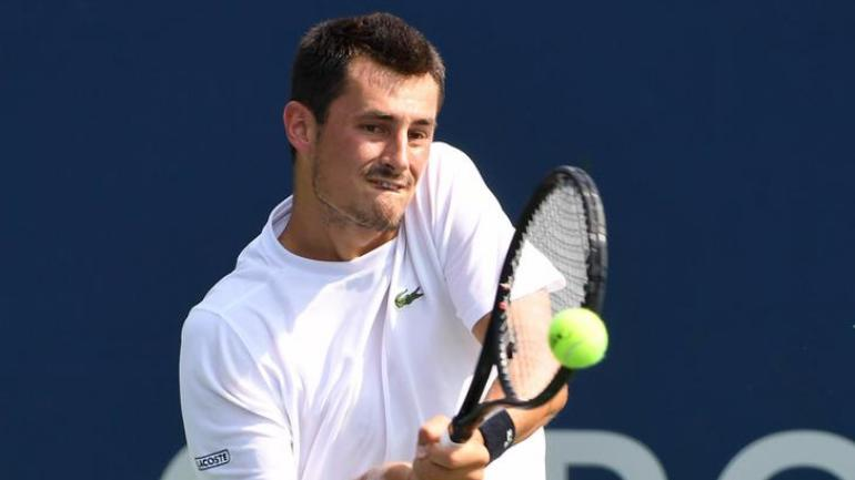Bernard Tomic Does Not Meet The Standards Of Behaviour Tennis
