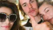 Urvashi Rautela posts 25th birthday selfie with Justin Bieber and Hailey Baldwin: I am about to faint