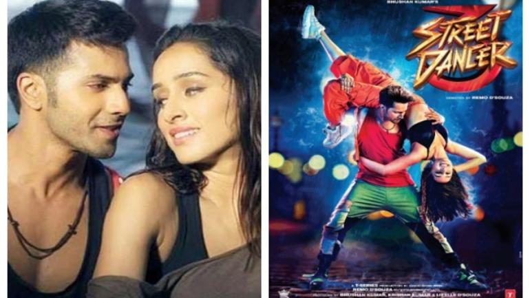 Image result for Shraddha Kapoor in street dANCER