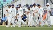 Hanuma Vihari centuries in vain as Vidarbha beat Rest of India to defend Irani Cup