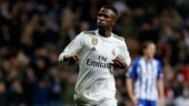 18-year-old Vinicus scores 1st La Liga goal as Real Madrid thrash Alaves