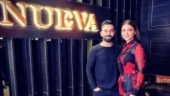 Virat Kohli and wife Anushka Sharma celebrate Valentine's Eve with cosy dinner date