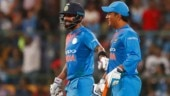 India vs Australia: Virat Kohli, MS Dhoni hit 50th career sixes in T20 Internationals