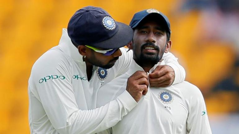 I don't look at Rishabh Pant as my competition: Wriddhiman Saha - Sports  News