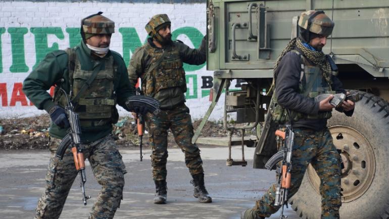 Poonch ceasefire violation